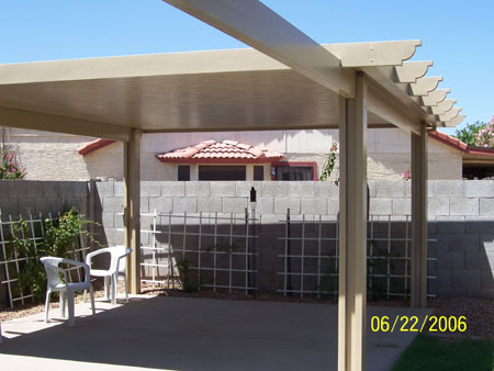 Alumawood Patio Covers Gilbert