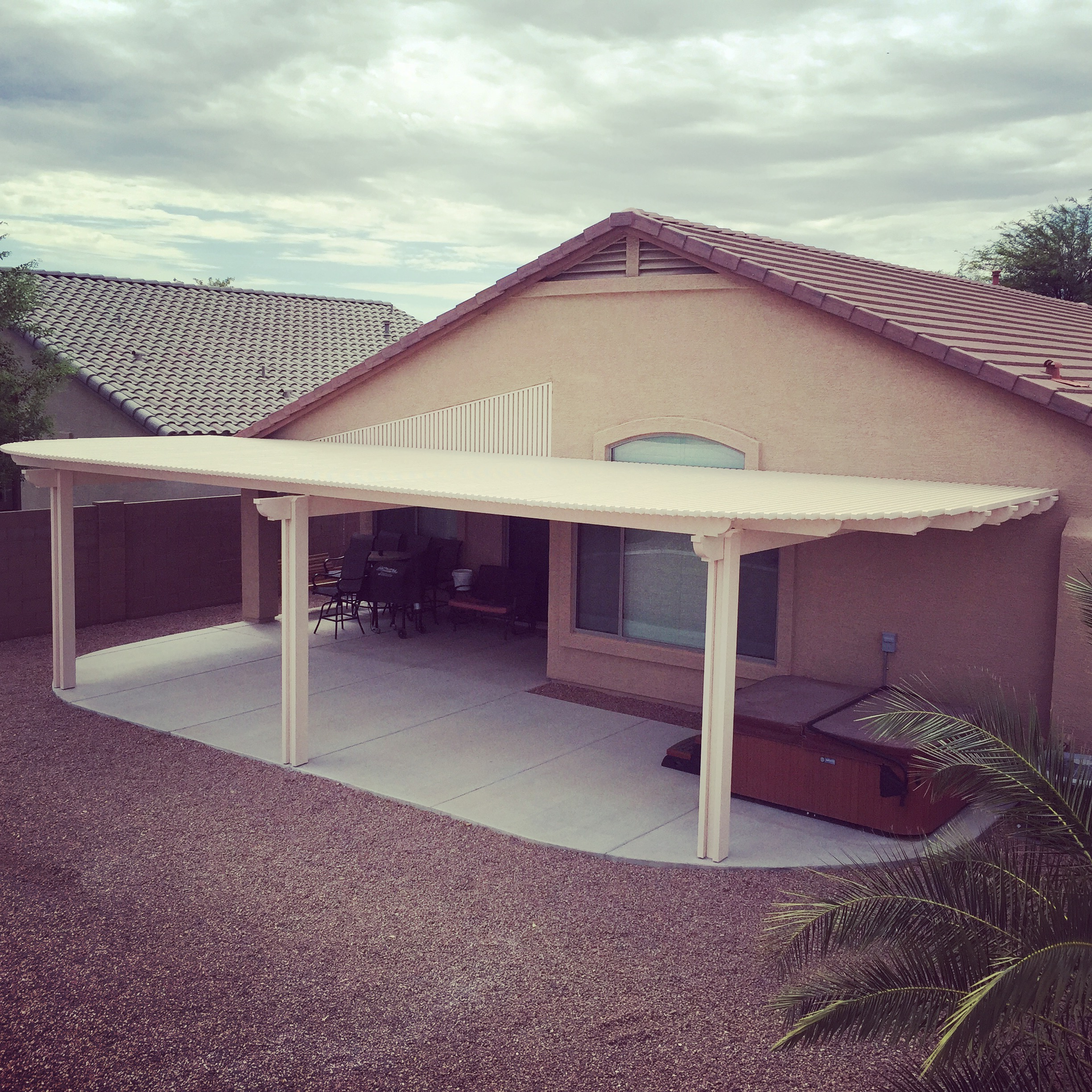 Home Patio Cover Gilbert