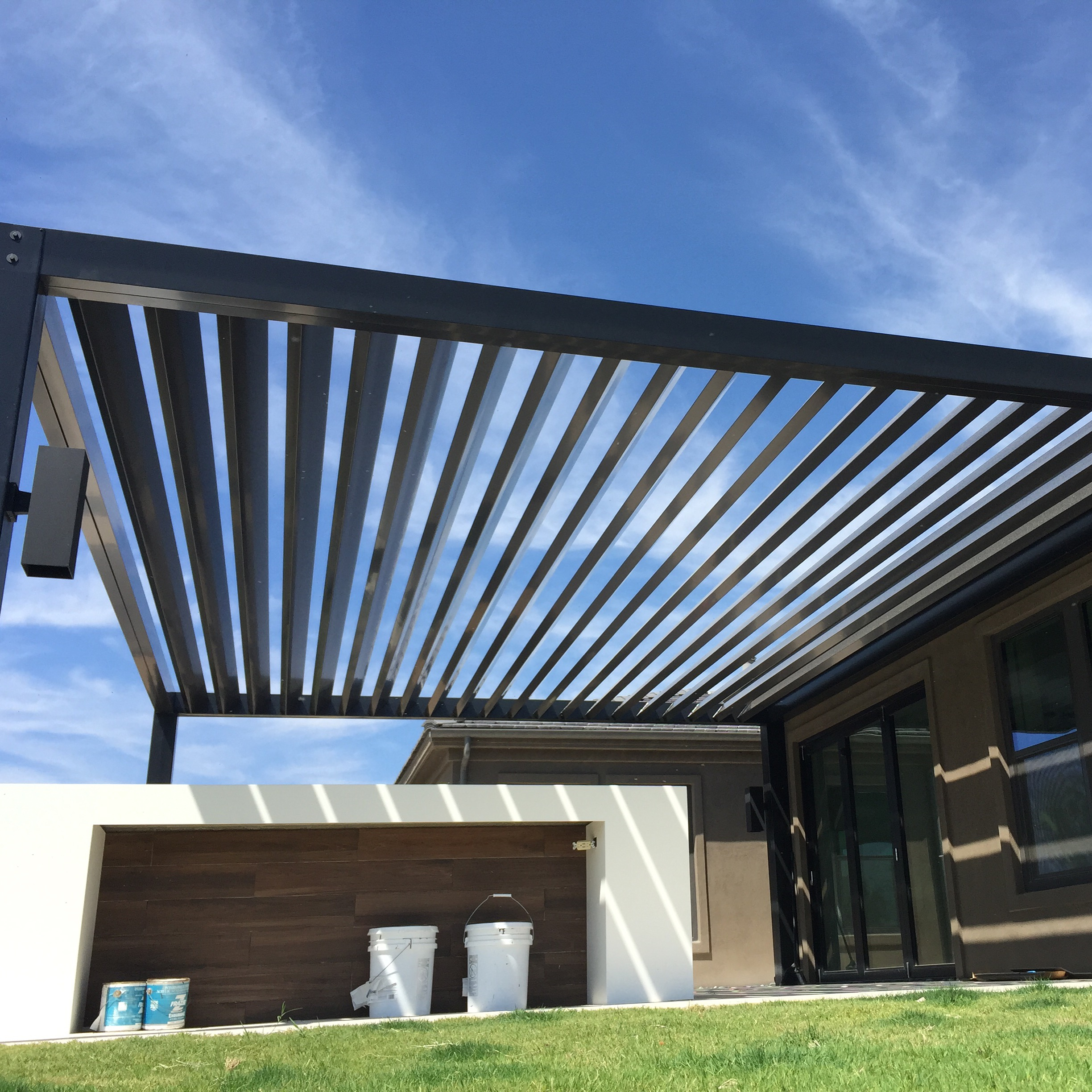 Large Metal Patio Cover Gilbert