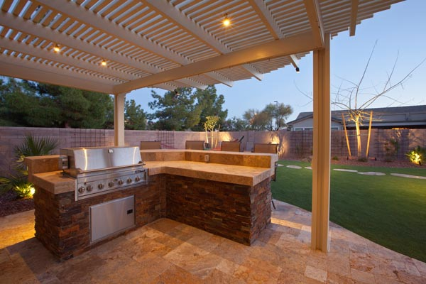 Lattice Patio Covers Gilbert AZ