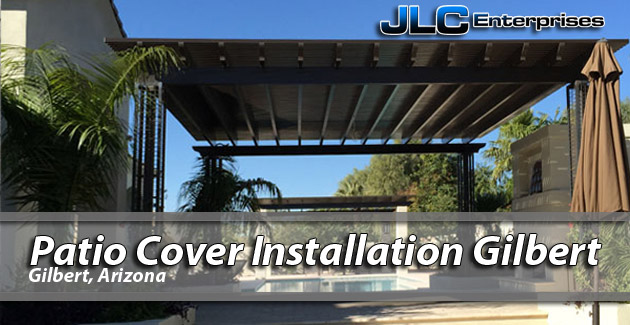 Patio Covers Gilbert AZ - Patio Cover Installation Services