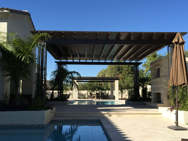 Vinyl Patio Covers Gilbert AZ