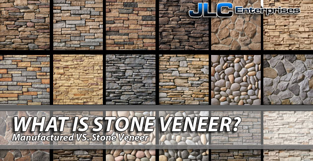 What Is Stone Veneer Natural Vs Manufactured Jlc