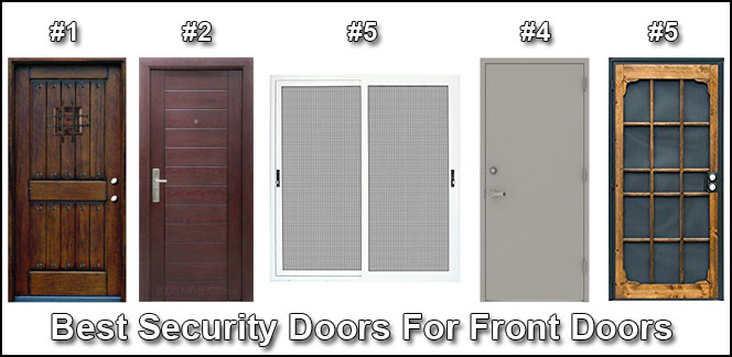 Best Security Doors For Front Doors