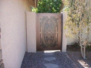 Home Security Screen Door Installation Chandler AZ