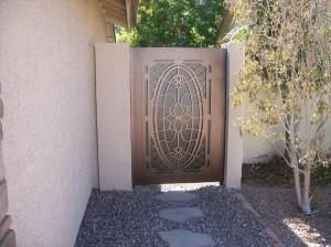 Home Security Screen Door Installation Chandler AZ