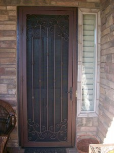 Security Doors Chandler AZ