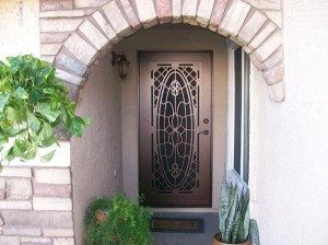 Steel Security Doors Paradise Valley
